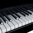 Piano keys — Stock Photo #8283445