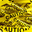 Caution tape — Stock Photo #8284286