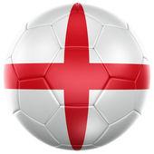İngiliz futbol topu — Stok fotoğraf