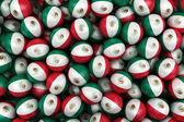 Mexican Soccer balls — Stock Photo