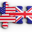 USA - United kingdom - Stock fotografie