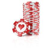 покерные фишки — Стоковое фото