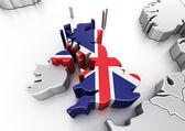 Storbritannien — Stockfoto