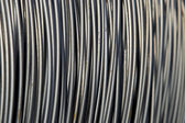 Wrapped Cable Wire — Stock Photo