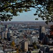 Downtown of Montreal Quebec Canada — Stock Photo #8127564