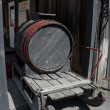Old barrel — Foto Stock