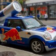 Red Bull car design — Stock Photo #8128202