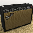 Stock Photo: 3D Model Fender Deluxe Reverb Amp 2