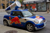 Red Bull car design — Foto de Stock