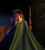 Night Terror — Foto de Stock