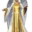 Stock Photo: Angel of Light