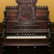 Antique Organ - Stock Photo
