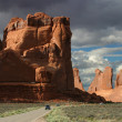 Arches national park — Foto Stock