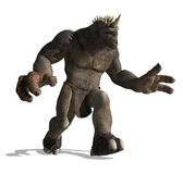 Lurching Troll — Stock Photo