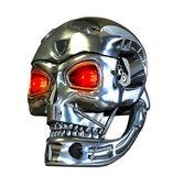 RoboSkull — Stock Photo