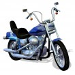 Stock Photo: Motorcycle 2