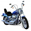 Foto Stock: Motorcycle 2