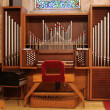 Church Organ — Stock Photo #8311446