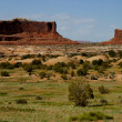 Mesas - Southwestern US — Stock Photo