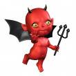 Little Devil — Stock Photo