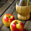 Apple vinegar — Stock Photo #10651193