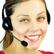 Call-center - Stock Photo