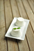 Fromage ricotta — Photo