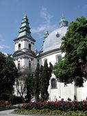 Ukrainian Catholic Church of Virgin Mary — Stock Photo
