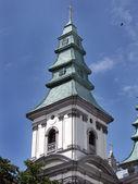 カトリック教会のドーム — ストック写真