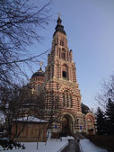 Ukraine,Blagoveshchensk cathedral — Stock Photo