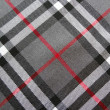 Stock Photo: Texture of varicoloured tartan