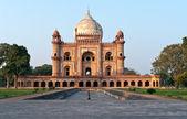 Safdarjung's Tomb in Delhi, India — Stock Photo