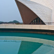 Lotus Temple, Delhi, India. — Stock Photo