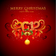 Merry Christmas & Happy New Year — Stock Vector #8286383