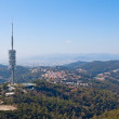 Tv tower in Barcelona - Stock Photo