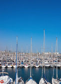 Puerto de yates — Foto de Stock