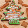 Christmas cookies — Stock Photo #8126861