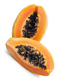 Papaya — Stockfoto