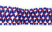 Weaved beads — Stock Photo