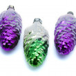 Christmas tree decoration toys — Stock Photo #8224074