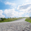 Road in mountain — Stock Photo