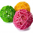 Decorative balls — Stock Photo