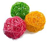 Bolas para la decoración — Foto de Stock