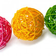 Decor balls — Stock Photo