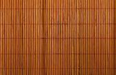 Used bamboo napkin — Stock Photo
