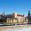Central part of Old Riga — Stock Photo #8414408