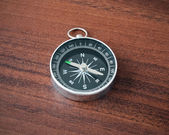 Compass background — Stock Photo