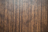Dark brown wood floor — Stock Photo