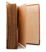 Otwórz stojący sztuka książki — Zdjęcie stockowe