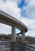 Transport viaduct — Stock Photo